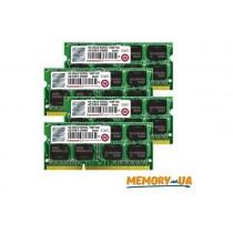 Оперативна пам'ять DDR3 SODIMM 32GB 1600MHz (TS32GJMA584H)