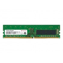 Оперативна пам'ять Transcend 32ГБ DDR4 2666МГц CL19 2Rx8 ECC Unbuffered DIMM (TS4GLH72V6E)