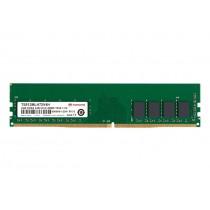 Оперативна пам'ять Transcend 4ГБ DDR4 2400МГц CL17 1Rx8 ECC Unbuffered DIMM (TS512MLH72V4H)