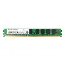 Оперативна пам'ять Transcend 4ГБ DDR3L 1600МГц CL11 1Rx8 ECC Unbuffered 1.35В VLP DIMM (TS512MLK72W6HL)