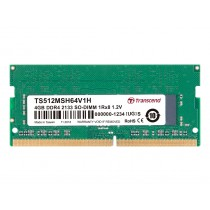 Оперативна пам'ять DDR4 SODIMM 4GB 2133MHz (TS512MSH64V1H)