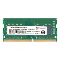 Оперативна пам'ять DDR4 SODIMM 4ГБ 2400МГц Промислового класу (TS512MSH64V4H-I)