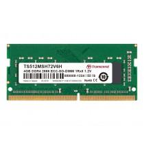 Оперативна пам'ять Transcend 4ГБ DDR4 2666МГц ECC SODIMM (TS512MSH72V6H)