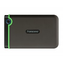 HDD накопичувач Transcend 2ТБ 2.5'' USB 3.1 Type C (TS2TSJ25MC)