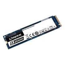SSD накопичувач Kingston A2000 250ГБ M.2 PCIe 3D NAND TLC (SA2000M8/250G)