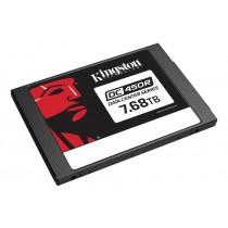 "SSD накопичувач Kingston Data Center DC450R 7680ГБ 2.5"" SATA III 3D NAND TLC (SEDC450R/7680G)"