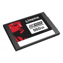"SSD накопичувач Kingston Data Center DC450R 960ГБ 2.5"" SATA III 3D NAND TLC (SEDC450R/960G)"
