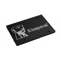 "SSD накопичувач Kingston KC600 1024ГБ 2.5"" SATA III 3D NAND TLC (SKC600/1024G)"