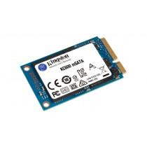 SSD накопичувач Kingston KC600MS 512ГБ mSATA SATA III 3D NAND TLC - SKC600MS/512G