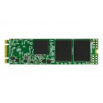 SSD накопичувач Transcend MTS800S 256ГБ M.2 2280 500МБ/с 300МБ/с SATA III MLC (TS256GMTS800S)