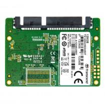 SSD накопичувач Transcend HSD450T 128ГБ Half-Slim 550МБ/с 400МБ/с SATA III 3D NAND TLC Промислового класу (TS128GHSD450T)