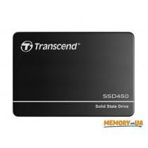 SSD накопичувач Transcend® SSD450K 64ГБ 2.5'' 3D TLC Промислового класу (TS64GSSD450K)