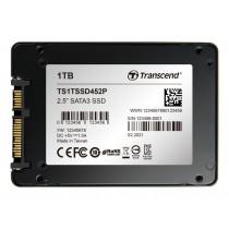 "SSD накопичувач Transcend SSD452P 2.5"" SATA III 3D NAND TLC Промислового класу - TS1TSSD452P"