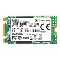 SSD-накопичувач Transcend MTS552T2 256ГБ M.2 SATA3 - TS256GMTS552T2