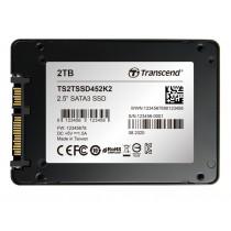 """SSD-накопичувач Transcend SSD452K2 2ТБ 2.5"""" SATA III - TS2TSSD452K2"""
