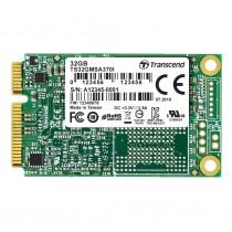 SSD накопичувач Transcend® MSA370I 32ГБ mSATA MLC Промислового класу (TS32GMSA370I)
