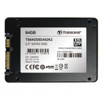 """SSD-накопичувач Transcend SSD452K2 64ГБ 2.5"""" SATA III - TS64GSSD452K2"""