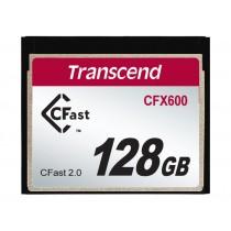 Картка пам'яті Transcend CFX600 128ГБ CFast 2.0 600X MLC Промислового класу (TS128GCFX600)
