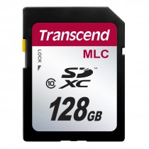 Картка пам'яті Transcend SDXC 10M 128ГБ MLC - TS128GSDXC10M