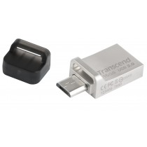 Флеш-накопичувач Transcend 16GB USB 3.0 OTG JetFlash®880 Mobile Storage для Android Devices (TS16GJF880S)