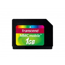 Карта пам'яті TS1GRMMC4 - Transcend 1GB MMCmobile (RS-MMC)