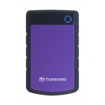 HDD накопичувач Transcend 1ТБ 2.5'' USB 3.1 (TS1TSJ25H3P)