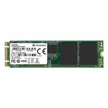SSD-накопичувач Transcend MTS800 256ГБ M.2 2280 530МБ/с 460МБ/с SATA III MLC (TS256GMTS800)