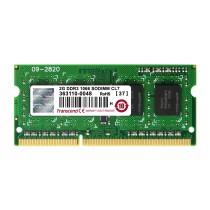 Оперативна пам'ять DDR3 SODIMM 2GB 1066MHz (TS256MSK64V1N)