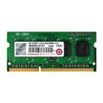 Оперативна пам'ять DDR3 SODIMM 2GB 1333MHz (TS256MSK64V3N)