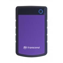 HDD накопичувач Transcend 2ТБ 2.5'' USB 3.1 (TS2TSJ25H3P)