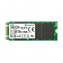SSD накопичувач Transcend MTS600I 32ГБ M.2 Type 2260 530МБ/с 450МБ/с SATA III MLC Промислового класу (TS32GMTS600I)