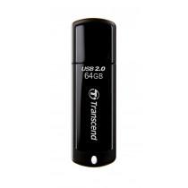 Флеш-накопичувач Transcend 64GB USB JetFlash 350 (TS64GJF350)