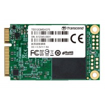 SSD накопичувач Transcend® MSA370 512ГБ mSATA MLC Промислового класу (TS512GMSA370)