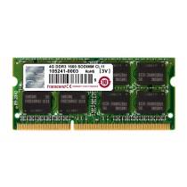 Оперативна пам'ять DDR3 SODIMM 4GB 1600MHz (TS512MSK64V6N)