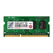 Оперативна пам'ять DDR3 SODIMM 4GB 1600MHz (TS512MSK64W6H)