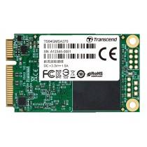 SSD накопичувач Transcend® MSA370 64ГБ mSATA MLC Промислового класу (TS64GMSA370)