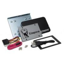 """SSD накопичувач Kingston UV500 120ГБ 2.5"""" з комплектом для встановлення"""