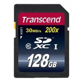 Картка пам'яті Transcend 128GB SDXC/SDHC Class 10 Premium (TS128GSDXC10)