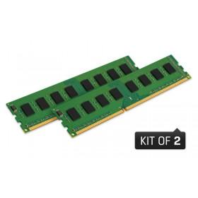 Оперативна пам'ять DDR3 Non-ECC UDIMM 8GB 1600MHz (KVR16N11S8K2/8)