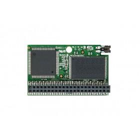 Модуль флеш-пам'яті (горизонтальний) Transcend 1ГБ IDE 44PIN SLC з SMI Промислового класу (TS1GPTM820)