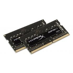 HyperX Impact Оперативна пам'ять 16GB DDR4−2666MHz SO-DIMM (HX426S15IB2K2/16)