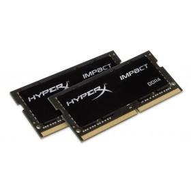 HyperX Impact Оперативна пам'ять 32GB DDR4−2666MHz SO-DIMM (HX426S15IB2K2/32)
