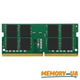 Оперативна пам'ять DDR4 SODIMM 16ГБ 2400МГц (KCP424SD8/16)