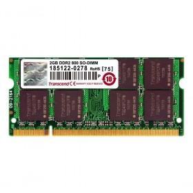 Оперативна пам'ять для ноутбуку DDR2 SODIMM 1ГБ 667МГц Промислового класу (TS128MSQ64V6U-I)