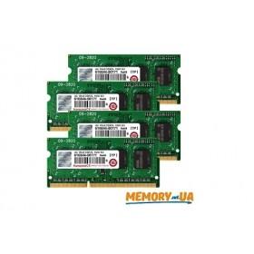 Оперативна пам'ять DDR3 SODIMM 16GB 1600MHz (TS16GJMA584H)