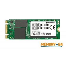 SSD накопичувач Transcend® MTS600 128ГБ M.2 MLC Промислового класу (TS128GMTS600)