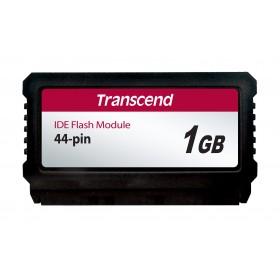 Модуль флеш-пам'яті (вертикальний) Transcend 1ГБ IDE 44PIN SLC з SMI Промислового класу (TS1GPTM720)