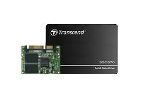 Transcend Industrial SSD